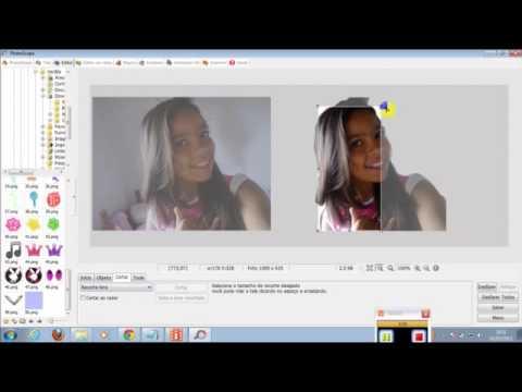 """Como Fazer foto """"PNG"""" no photoscape"""