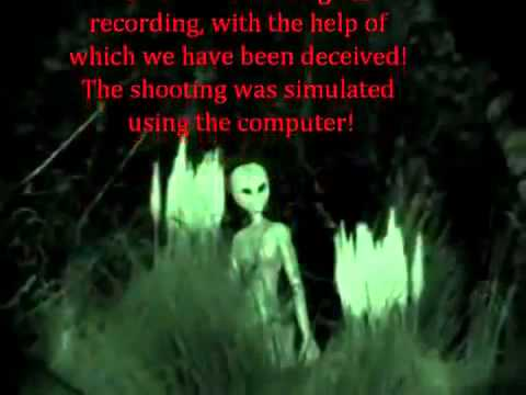 REAL ALIEN CAUGHT ON TAPE UPLOADED ON  3-13-2012