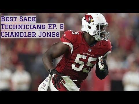 Best Sack Technicians Episode 5 || Chandler Jones Film Session || Arizona Cardinals