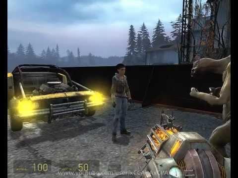 Half-Life 2: Episode Two прохождение - Глава 3 - [5/5]