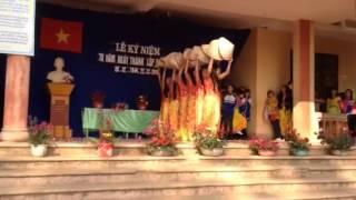 7A Trường THCS Việt Ngọc Chào Mừng Ngày 22/12/2014