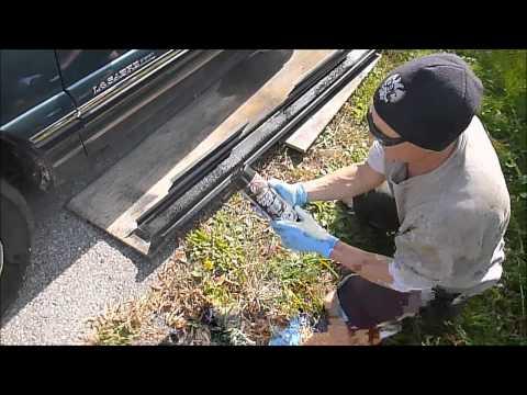 Jacob's 1997 Buick LeSabre and its Rocker Panel Repair