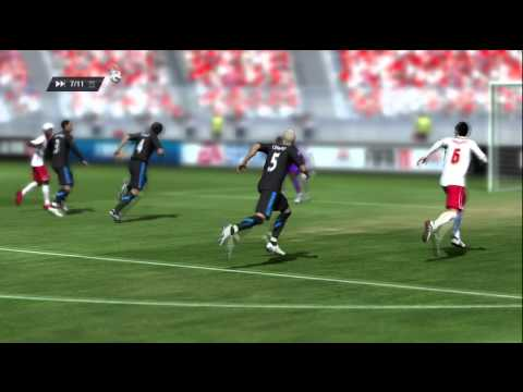 FIFA 11 Dramatic Last Minute Penalty