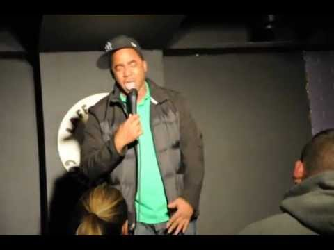 Jonathan Martin at the Laff House Comedy Club/KKD vid4