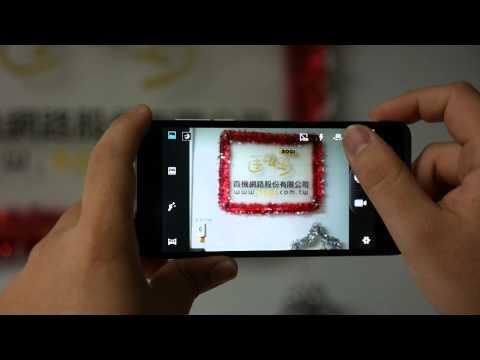 Sogi.com.tw@BenQ B502 相機的果凍效應