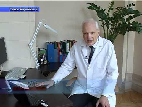 Hepatitas C – Prof. Limas Kupčinskas