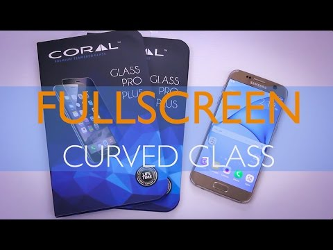 Best Full Screen Tempered Glass Protector for Samsung Galaxy S7