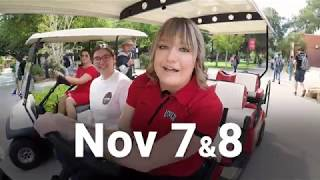 #RebelsGive Golf Cart Karaoke: Extended Version