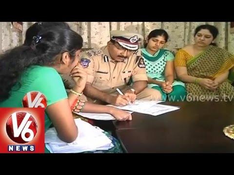 Police commissioner Mahendar Reddy gave his details for Telangana Household Survey