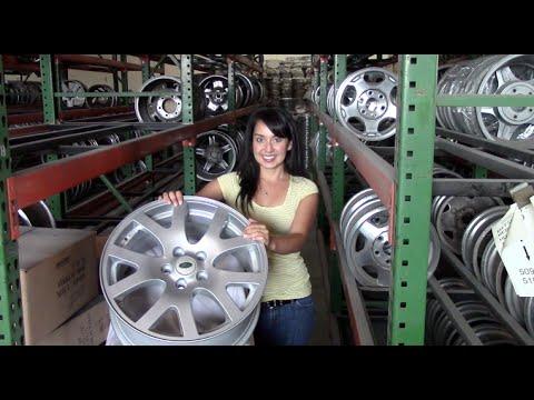 Factory Original Land Rover LR2 Rims & OEM Land Rover LR2 Wheels – OriginalWheel.com