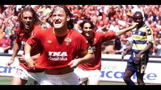 Download Video As. Roma Scudetto 2000/2001 ( 3 - 1 vs Parma) MP3 3GP MP4