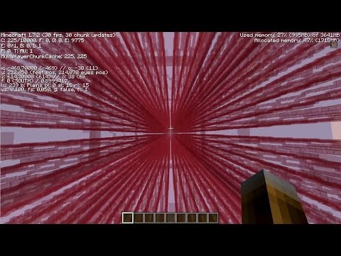 Minecraft Science: Explosions ( How to blow up Bedrock - Explanation)