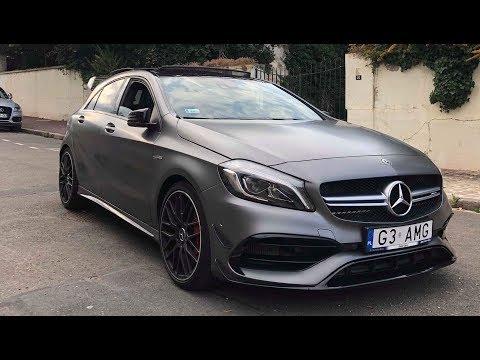 MERCEDES CLASSE A Mercedes benz classe a iii (2) 45 amg 4matic aero