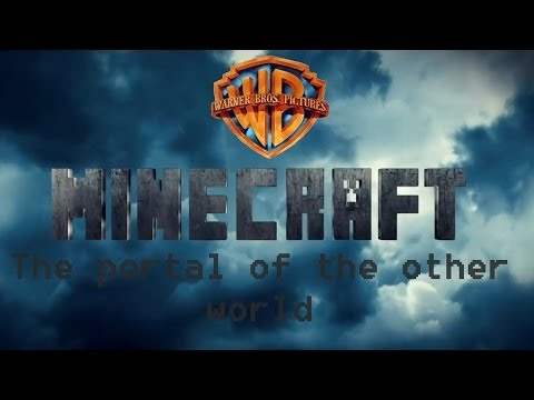Minecraft Movie The portal of the other world Trailer [Official] [2018] [HD]
