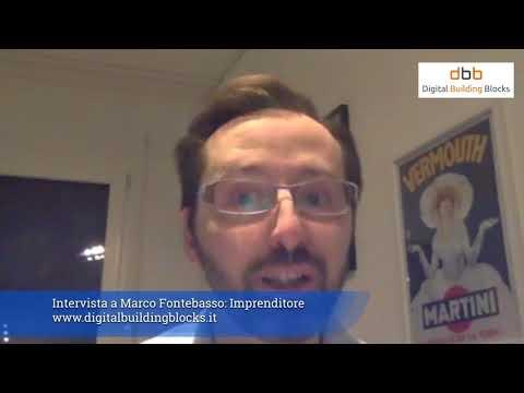 Alberto Giusti intervista Marco Fontebasso, imprenditore digitale
