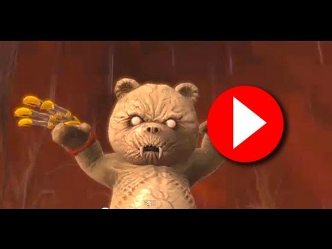 Vampire Bears arrive in latest Naughty Bear HD video game DLC – PS3 X360 iPad iPhone