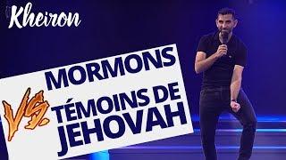 Mormons VS. témoins de Jéhovah - 60 minutes avec Kheiron