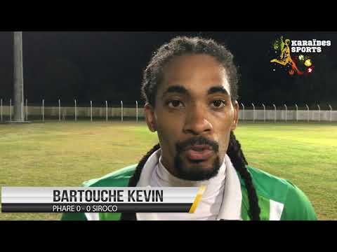 BARTOUCHE Kevin   Phare 0 - 0 Siroco   20ème journée Régionale 1
