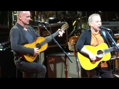 Sting & Paul Simon - When Will I Be Loved