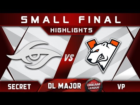 Secret vs VP [EPIC TOP 3] Stockholm Major DreamLeague Highlights 2019 Dota 2