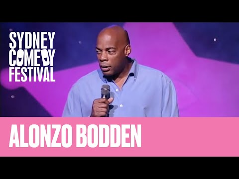 Alonzo Bodden Sydney Comedy Festival 2010 Gala