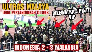 Video Ultras Malaya RUN..! Suasana diakhir Pertandingan Indonesia vs Malaysia MP3, 3GP, MP4, WEBM, AVI, FLV September 2019