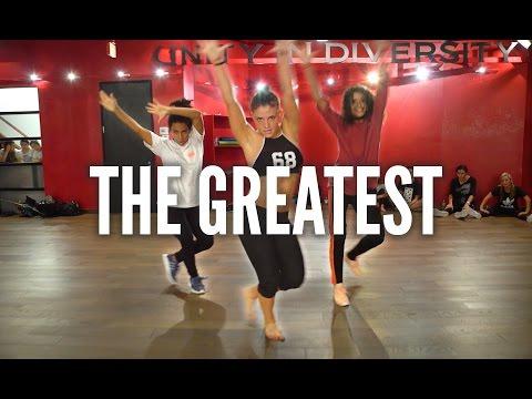 SIA - The Greatest   Kyle Hanagami Choreography