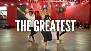 Video SIA - The Greatest | Kyle Hanagami Choreography MP3, 3GP, MP4, WEBM, AVI, FLV Maret 2018
