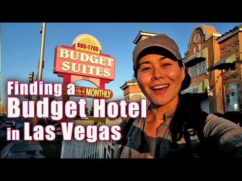 How to Find a Budget Hotel in Las Vegas