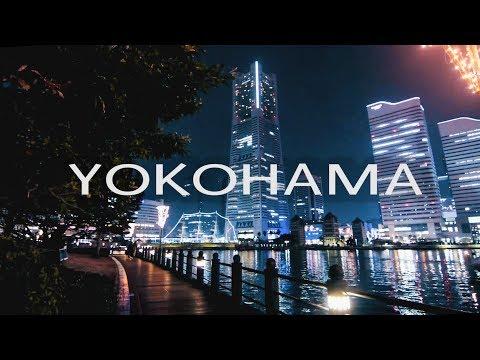 Yokohama | Cinematic | Travel Vlog 02