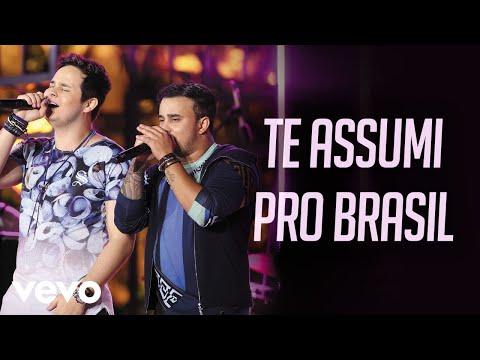 Matheus & Kauan – Te Assumi Pro Brasil