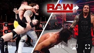 Nonton Monday night raw 29/5/2017 highlights HD. Wwe raw 29 may Hd highlights Film Subtitle Indonesia Streaming Movie Download