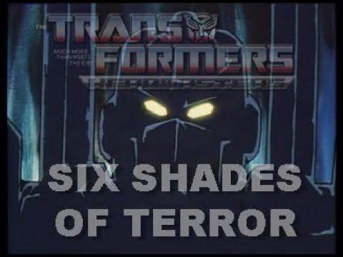 "The Transformers: Headmasters, Episode 8: ""Six Shades Of Terror"" English FanDub"