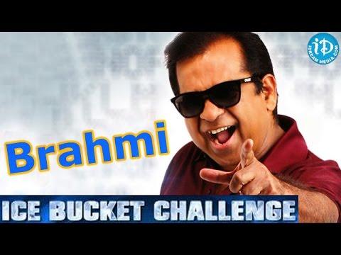 Brahmanandams Most Funny Ice Bucket Challenge