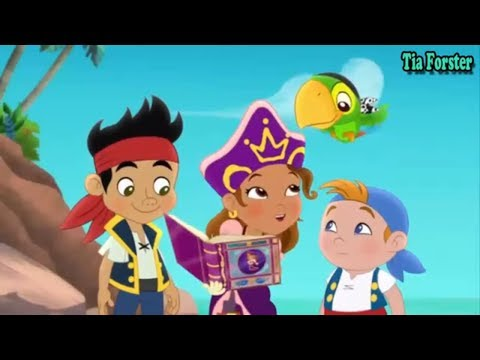 JAKE The Pirate Princess Best Cartoon For Kids And Children - Tia Forster