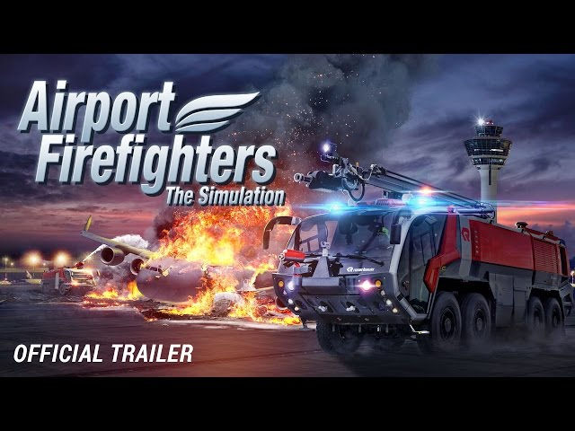 Видео к игре Airport Firefighters - The Simulation