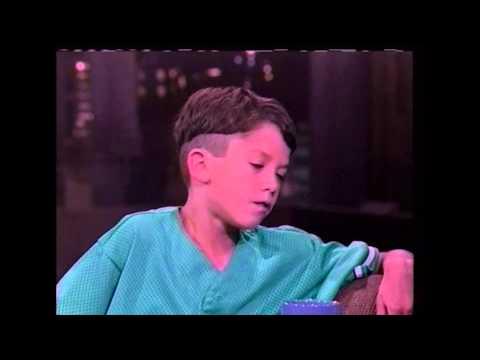 Ryan Kurlander - David Letterman - October 1997