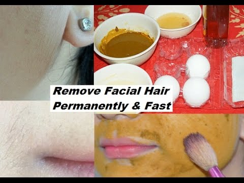 How To Remove Facial Hair Naturally At Home In Tamil