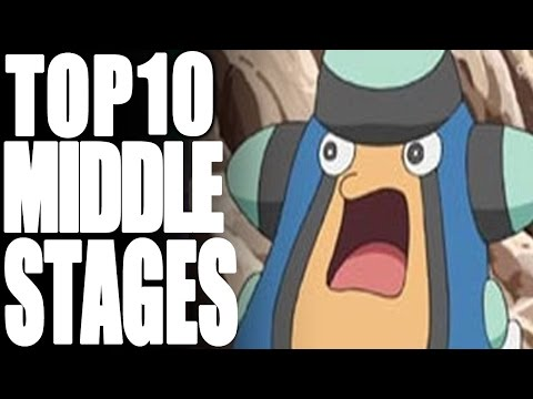 Top 10 Middle Evolution Pokémon