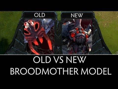 DOTA 2 Receives New Patch on Test Server, Includes New Broodmother