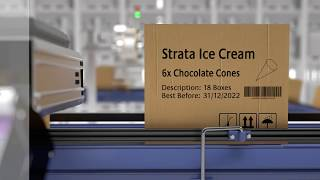 Video: Možnosti označování a etiketování krabic
