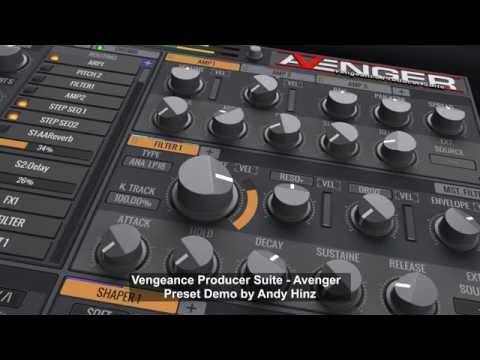 Avenger Vst скачать торрент - фото 11