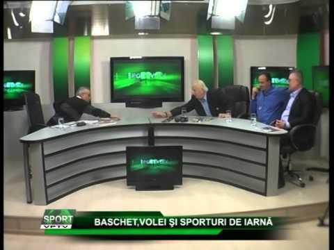 Emisiunea Sport VPTV – Lucian Mihăiescu, Vasile Tace și Dragoș Diaconeasa – 3 noiembrie 2014