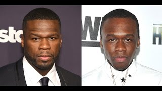 the truth behind 50 Cent and his son Marquise beef