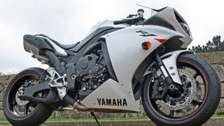 2. My New Yamaha YZF-R1 2011