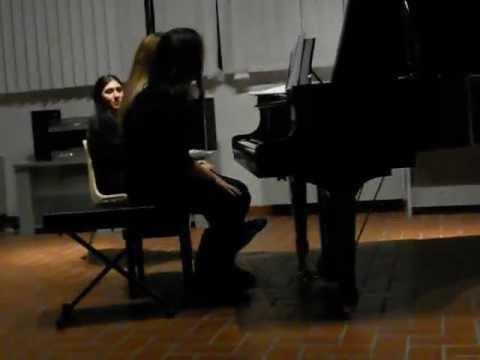 Barberio - Duo Barberio, Concerto Tenno 20/12/2012.
