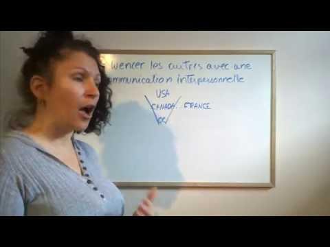 Influencer les autres avec une communication interpersonnelle