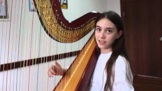 Vem tocar connosco - Harpa