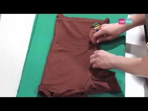 Come fare un vestito senza cartamodello - I tutorial di Re-fashion