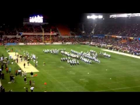 2013 Labor Day Classic. Texas Southern University Ocean Of Soul Halftime Performance.